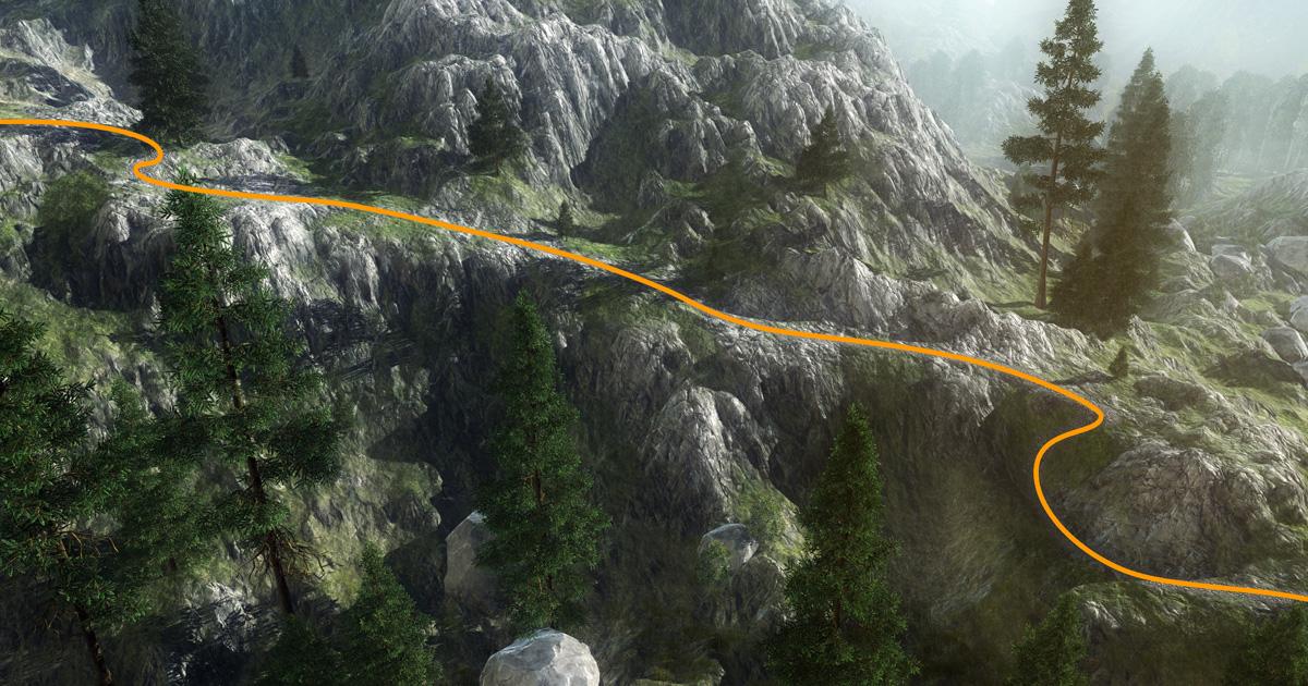 MapMagic 2 Splines (Beta)