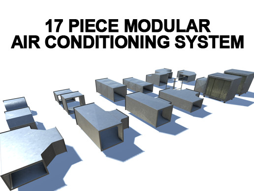 Modular Air Conditioning System