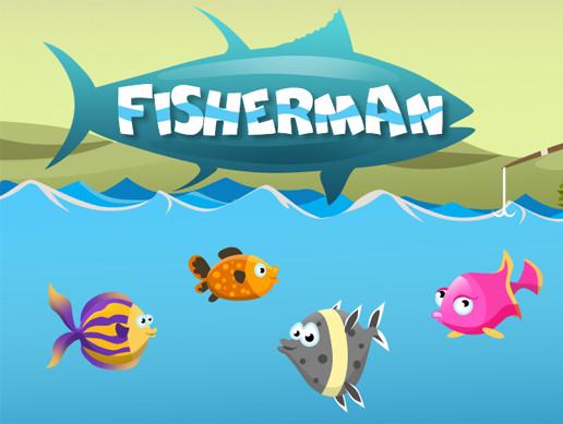 Fisherman Game Template