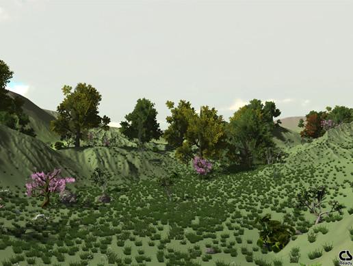 Cataclysm Country Terrain