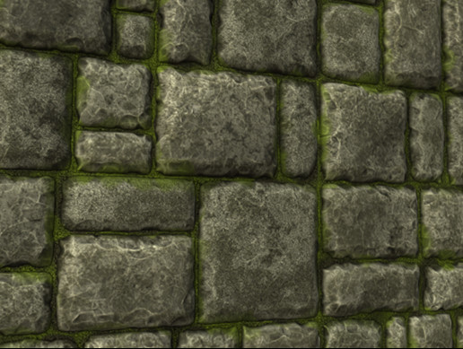 Stylized Bricks And Stone Walls Vol 01 Asset Store