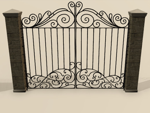 Fence Gate pack