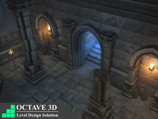 Octave3D-Level Design