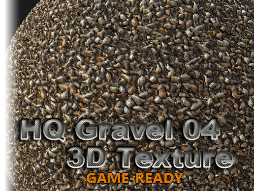 Gravel 04 Game-Ready