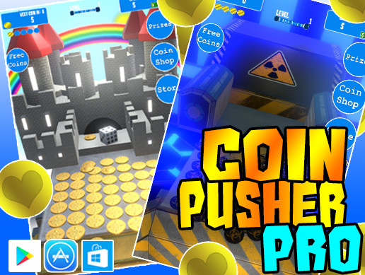 Coin Pusher Pro - Asset Store