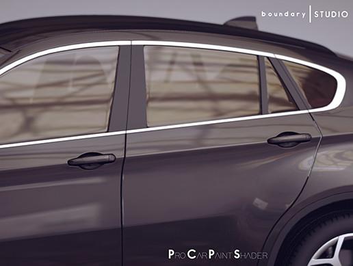Unity 3D - Car Paint - Pro by beffio