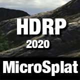 MicroSplat - HDRP 2020 support