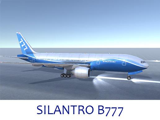 Silantro Boe-777-200ER