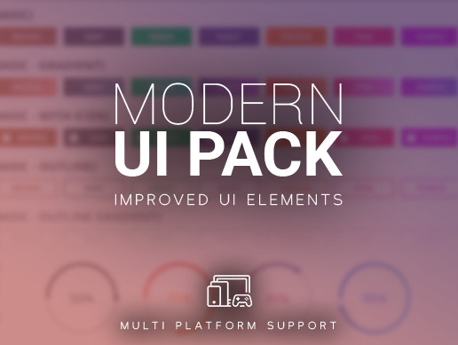 Modern UI Pack