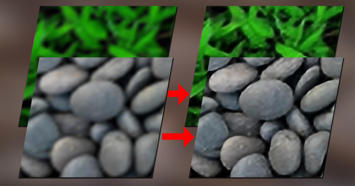 PlixAI: Texture Enhancer