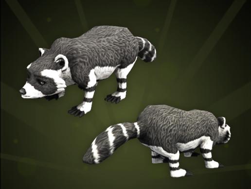 Ringtail Woodland Creature