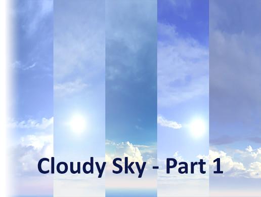Cloudy Sky - Part 1