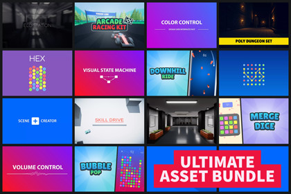 Ultimate Asset Bundle - Complete Asset Collection