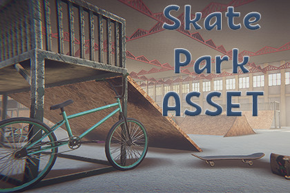 Skate Park asset
