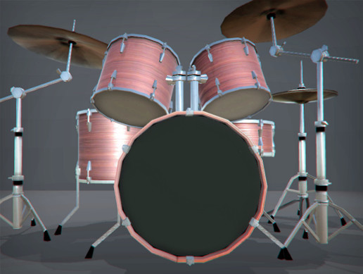 Drum Kit For Your Band