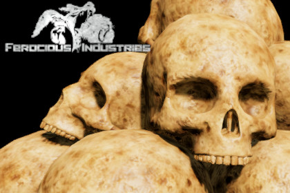 FREE Rigged Skeleton and Bone Collection
