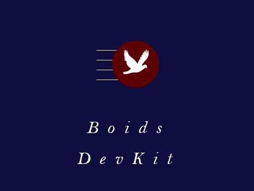 BoidsDevKit