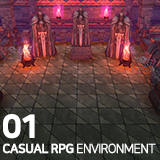 Casual RPG Environment 01