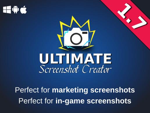 Ultimate Screenshot Creator - Asset Store
