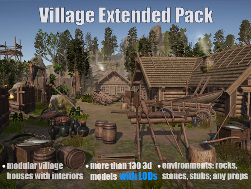 Village Extended Pack