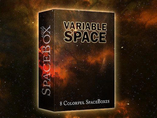 SpaceBox4096 - Variable Space Series