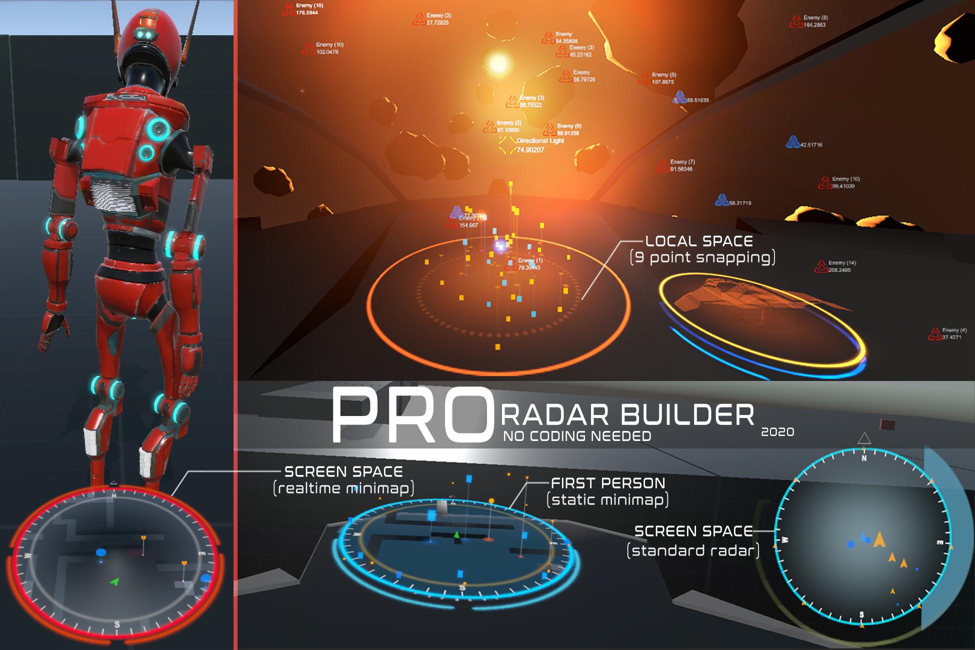 Pro Radar Builder
