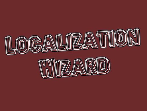 Localization Wizard