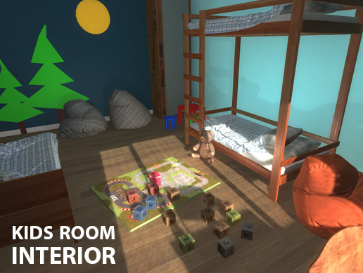 Kids Room - Interior