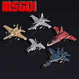 Scifi Fighter Collection I