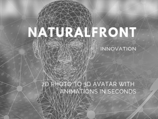 NaturalFront 3D Face Animation Plugin - Indie & Academic