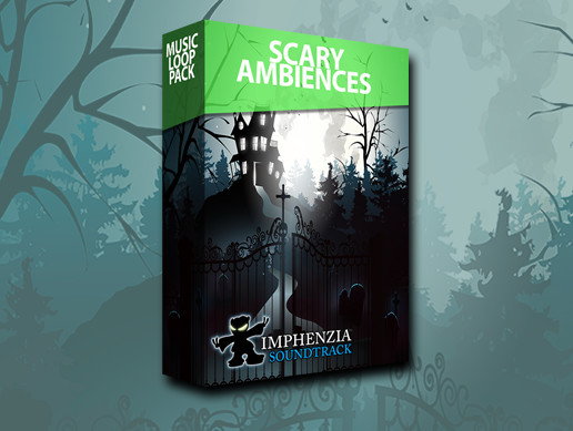 Music Loop Pack - Scary Ambiences