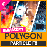 POLYGON - Particle FX