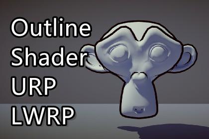 Outline Shader (URP & LWRP)