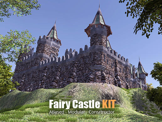 Fairy Castle Kit