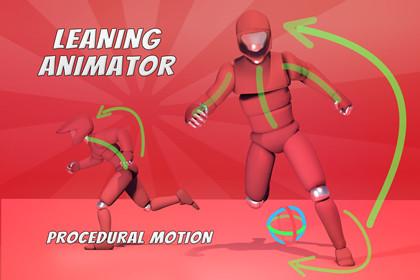 Leaning Animator