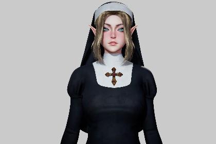 Nun Girl