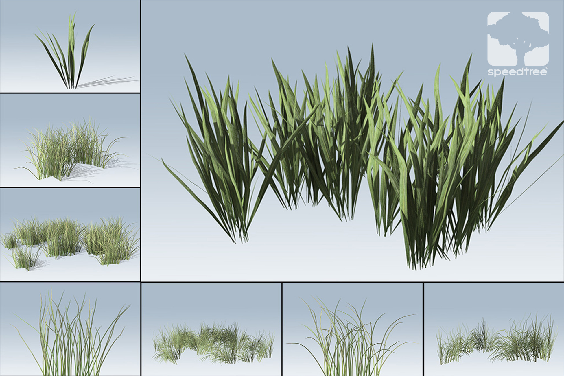 Rough Grass Package
