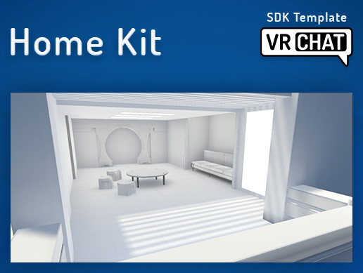 Home Kit: VRChat SDK Template - Asset Store