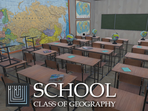 School - class of geography