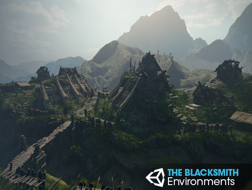 The Blacksmith: Environments