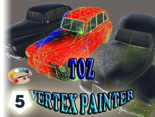 TOZ Vertex Painter