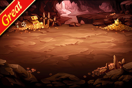 Great Battle Background_10(TreasureCave)