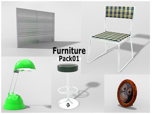 Furniture Pack01