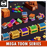 Toon Loot and Props Pack