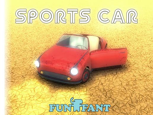 Sports Car PBR