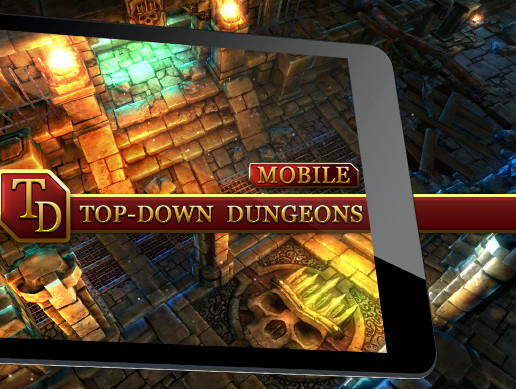 Top-Down Dungeons Mobile