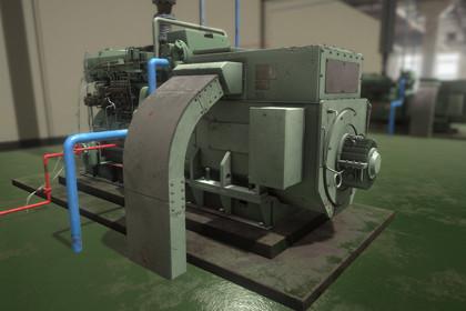 Diesel Generator - PBR