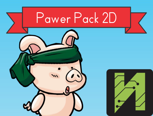 Pawer Pack 2d characters – Pigs & Primates