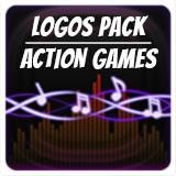 Logos Pack - Action Games