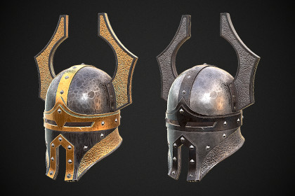 Knight Helmet 06